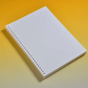 photo album manufacturer a3 a4 b4 b5 3r 4r 5r and single/dual side with pre-punched holes for file made in Japan