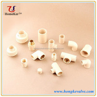 Made In China High Quality Hydraulic Plastic CPVC Single Union Pipe Fitting