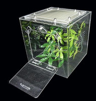 China manufacture clear acrylic hamster cage