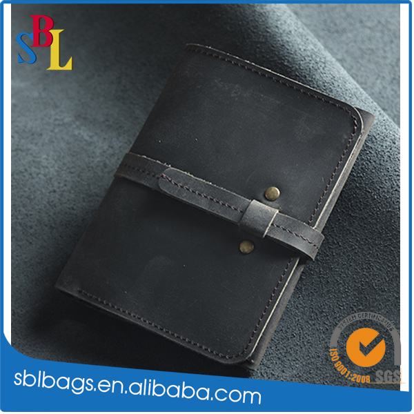Vintage wallet leather pouch case for ipad mini Shenzhen supplier