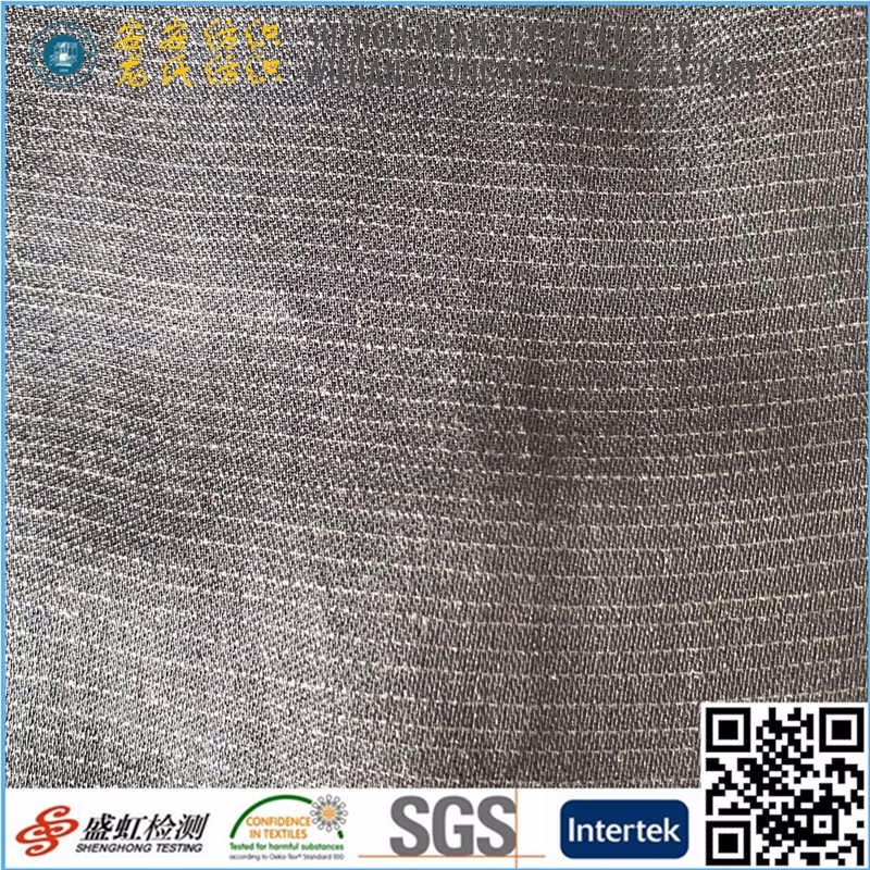 40%P 52%R 8%C Polyester Rayon Cotton blend Fashion Fabric For Women Dress and Trousers