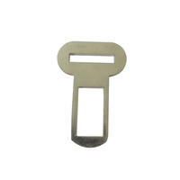 OEM Custom Aluminum Steel Anodizing Galvanized Punching Stamping Fabrication Car And Airplane Seat Belt Buckle