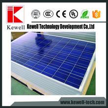 China manufacturers Favorable factory price and high quality 255 watt poly solar panel