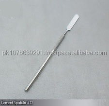 Dental instruments / Cement Spatula #22 Dental