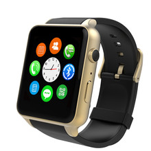 2016 newest bluetooth smartwatch Q18 smart watch with camera support Android mtk 2502 smart watch phone