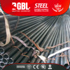 cr material steel pipe 5.8m-14m length 3 inch black welded steel round tube pipe
