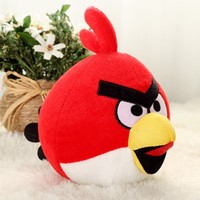 Birds shape stuffed soft kids toys