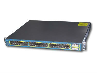 used Cisco switch 3550 series Cisco WS-C3550-48 with competiive price