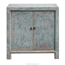 Antique white wash shabby chic furniture antique wooden shoe cabinet