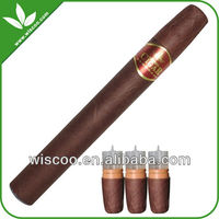 Most popular disposable electronic cigar with e-cigarette fluid