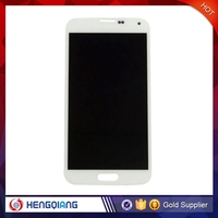 Wholesale factory price lcd touch screen for samsung s5 i9600 sm-g900 sm-g900f g900
