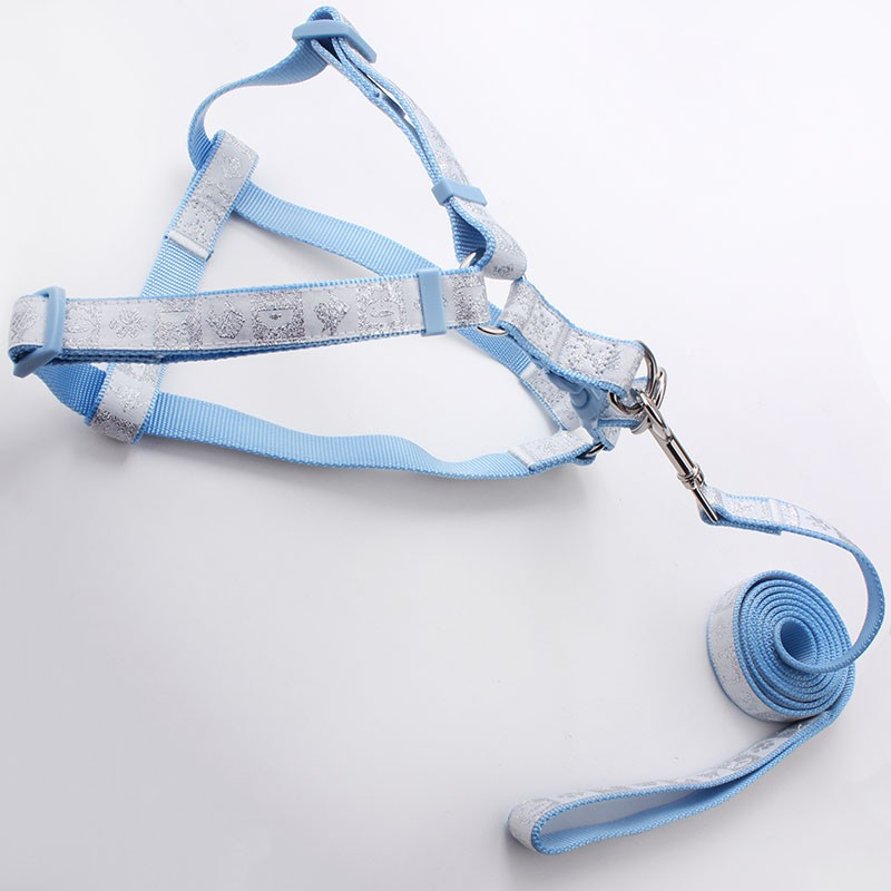 New Popular adjustable no pull dog leash harness with custom color