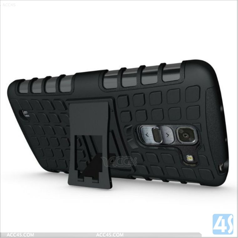 hybrid hard case for LG G Pro2 F350 3 in 1 Hybrid Plastic and Silicone P-LGF350HYBC001
