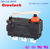 Industrial control and car sealed push button micro switch