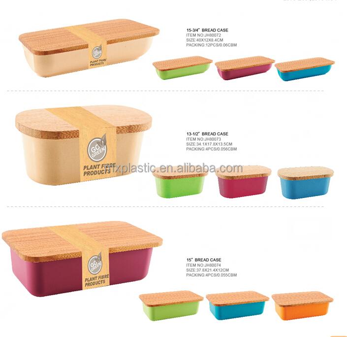 Eco friendly Storage Box Bamboo Fiber Bread Bin With  : HTB14TDSIFXXXXbYXpXXq6xXFXXX8 from alibaba.com size 705 x 684 jpeg 319kB