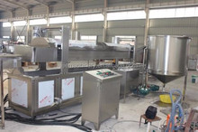 stainless steel high quality Completely Automatic Corn / Potato Chips production line