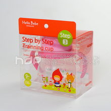 PP box baby feeding nipples very small plastic boxes
