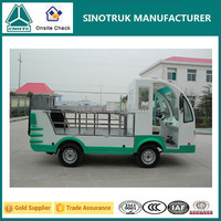 1000KG Capacity Electric Cargo Trucks Sale with 48V Battery