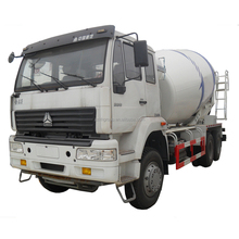 hot sale Diesel 375HP howo 10CBM concrete mixer truck and 12CBM cement mixer of best price