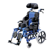 Cheap Price Lightweight Foldable Wheelchair chairs for Cerebral Palsy/Disable Children, pediatric wheelchair, factory price