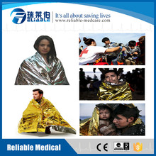 RM-EB01 Disaster kits disposable emergency blanket for sale