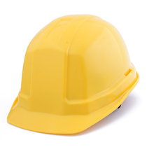 H Design Impact Resistant Adjustable Construction Safety Helmet with Chin Strap ABS Shell Safety Hard Hat