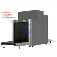 customized x-ray luggage scanner x ray radiation protection
