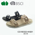 2018 summer pcu lady soft sole slipper