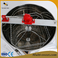 Hot sale manual/electric 2/3/4/6/8/12/16/20/24 frames honey extractor