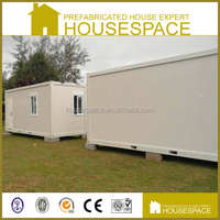 Low cost Fast Build Economical 20ft container house plan