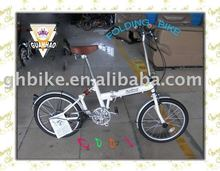 "20""good quality CE beautiful Japan folding bicycle"