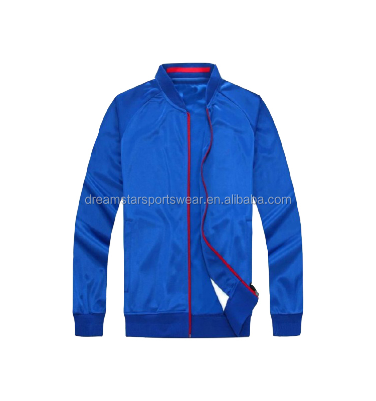 Factory New Design Fashionable Promotion Football Jackets