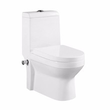 Muslim Women WC Japanese Toilet Sanitary Ware Back to Wall Ceramic Toilet