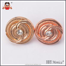 20mm round rhinestone button covers