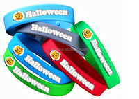wholesale bracelet silicone made in china