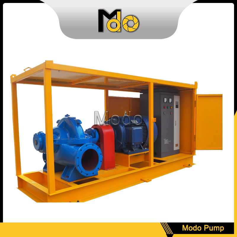 Centrifugal Split Casing Pump Water Pump Price of 1hp