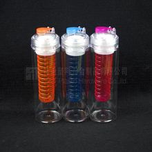 Made in china infused water bottle novelty name fruit drink bottles