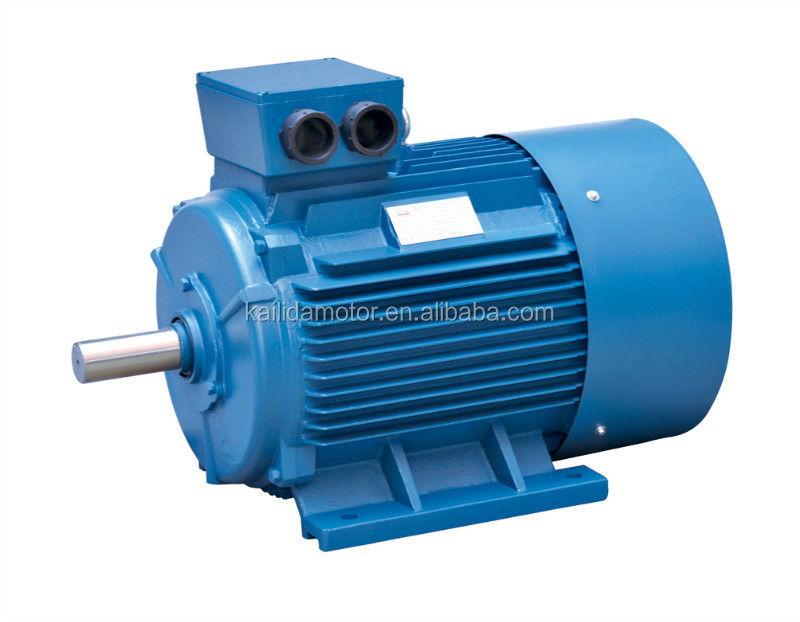 Y2 IEC standard three phase low price tubular motor
