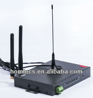 industrial 4g router for monitoring system m2m dual sim card H50series