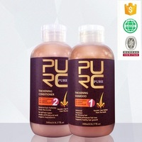 OEM hair loss treatment medicated shampoo and conditioner