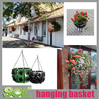 wedding decoration landscaping hanging basket vertical garden flower ball