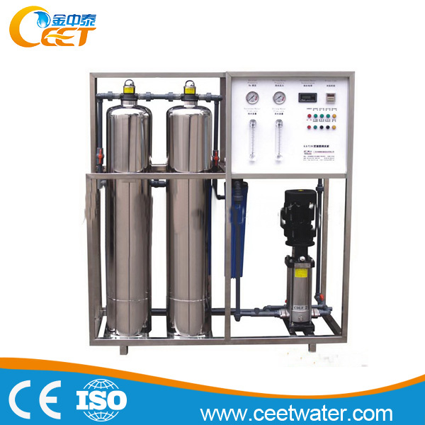 CEET 500LPH ro system unit well water filtration systems