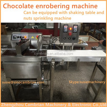 15kg chocolate coating machine commercial chocolate moulding machine
