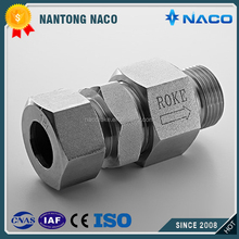 Reliable Irrigation System Mini Plastic adjustable pressure relief Valve For Pe Pipe Connector