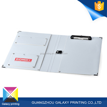 Hot sale promotional cheap clear printing custom cheap price paper file folder a4 hard cover file folder