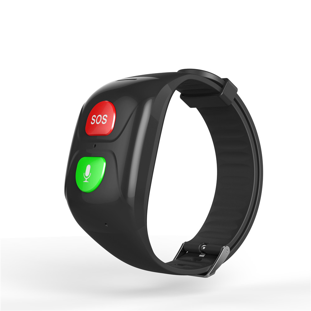 2019 Simple and practical <strong>H02</strong> SOS call GPS kid elder smartwatch