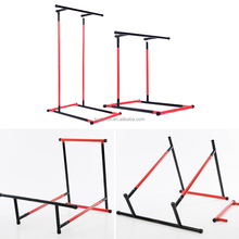 Free Standing Pull Up Station Dip Machine Exercises Pull Up Bar