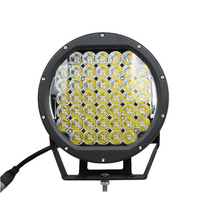 10 Inch Led Driving Light 225w Led Work Light For 4x4 Offroad 4WD Jeep SUV ATV