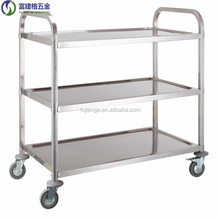 Guangzhou Kitchen Trolley Prices With Carbinet Baskets