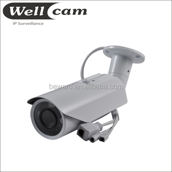 1080P IP Day &Night IR Bullet CCTV Camera with Memory Card